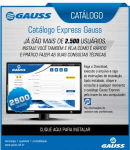 Catalogo Gauss Express